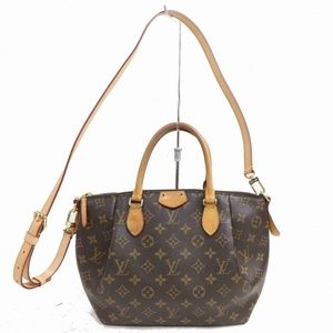 Auth Louis Vuitton Turenne Pm Bag #933L82